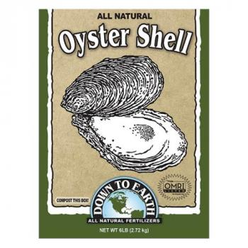 Down To Earth Oyster Shell - 50 lb