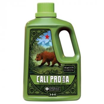 Emerald Harvest Cali Pro Grow A Gallon/3.8 Liter (4/Cs) 3 - 0 - 0