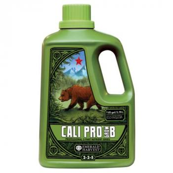 Emerald Harvest Cali Pro Grow B Gallon/3.8 Liter (4/Cs) 2 - 2 - 5