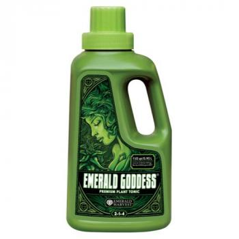 Emerald Harvest Emerald Goddess Qrt/0.95 L (12/Cs) 2 - 1 - 4