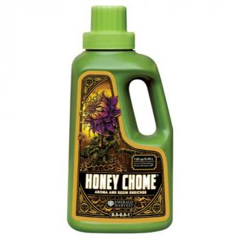 Emerald Harvest Honey Chome Quart/0.95 Liter (12/Cs)  0.5 - 0.5 - 1