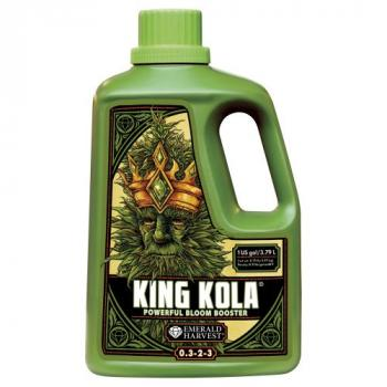 Emerald Harvest King Kola Gallon/3.8 Liter (4/Cs) 0.3 - 2 - 3