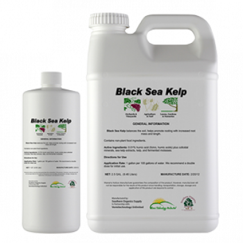 VermaPlex Black Sea Kelp 2.5 Gallon (2/Cs) (SPECIAL ORDER)