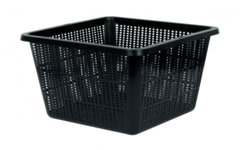 Gro Pro Square Mesh Pot 9in x 9in x 5-1/4in (25/Cs)