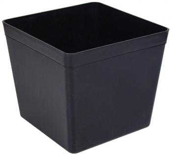 "PERFECT POTS - 2 GALLON SQUARE 8.5""x8.5""x7.5"" (36/CASE)"
