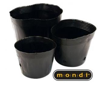MONDI 2 GALLON SUPER SOFTIE NURSERY POT (800/CASE)