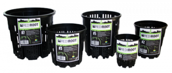 RediRoot Aeration Container 3 Gallon (21/Cs)