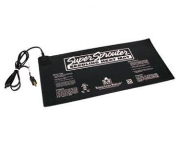 "SUPER SPROUTER� HEAT MAT - 10"" X 20.75"" (10/CASE) - NEW & IMPROVED"