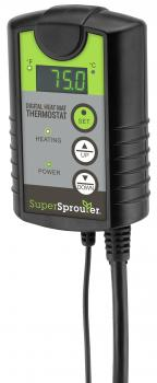 Super Sprouter Digital Heat Mat Thermostat (24/Cs)