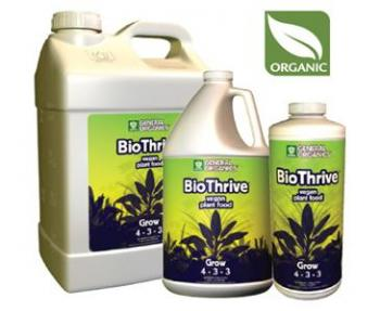 BIOTHRIVE GROW 2.5 GALLON (2/CASE)