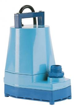 LITTLE GIANT - 5-MSP 1200 GPH SUBMERSIBLE PUMP - BLUE