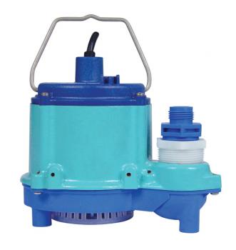 LITTLE GIANT - 6-CIM-R 2760 GPH SUBMERSIBLE PUMP
