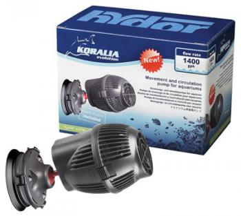 HYDOR KORALIA EVOLUTION 1050 CIRCULATION PUMPS - 1050 GPH (12/CASE)