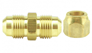Flare Union Coupler for 1/2 in Lineset