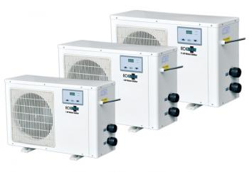 ECOPLUS 1 HP COMMERCIAL GRADE CHILLER