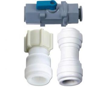 "1/2"" QC TO GARDEN HOSE CONNECTOR"