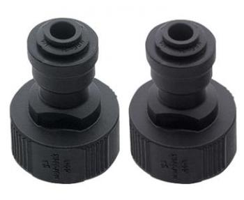 "1/4"" QC TO GARDEN HOSE CONNECTOR"