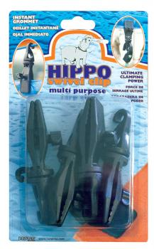 HIPPO SWIVEL CLIP 4/PER PACKAGE (12/CASE)