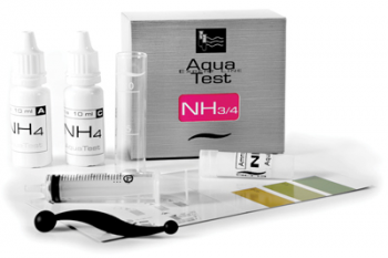 AQUA TEST NH4 AMMONIA TEST KIT 12/CS