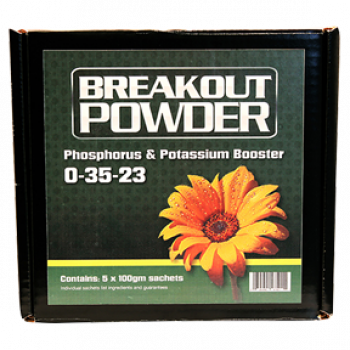 Aptus Breakout Powder 100 grams (Case of 5)