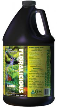 FLORALICIOUS GROW GALLON (4/CA