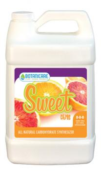 BOTANICARE� SWEET� - CITRUS - 2.5 GALLON