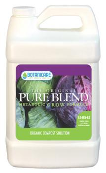 BOTANICARE� PUREBLEND� ORIGINAL GROW 1-0.5-1 - 2.5 GALLON (2/CASE)