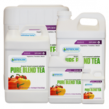 Botanicare Pure Blend Tea 2.5 Gallon (2/Cs)