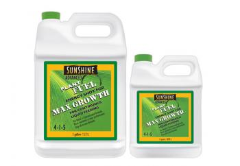 Sunshine Advanced PLANT FUEL MAX GROWTH GALLON 4-1-5