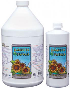 EARTH JUICE™ META-K 0-0-10 - GALLON (4/CASE)