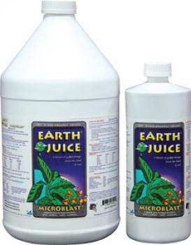 EARTH JUICE� MICROBLAST - GALLON (4/CASE)