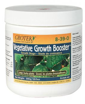 GROTEK� VEGETATIVE GROWTH BOOSTER� 8-39-0 -  20GRAM (10/CASE)