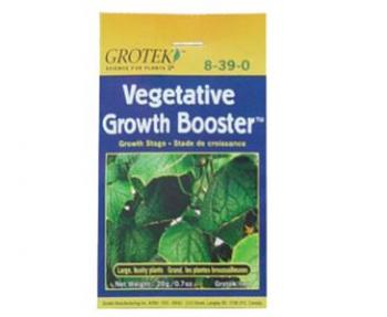 GROTEK® VEGETATIVE GROWTH BOOSTER™ 8-39-0 -  300GRAM (6/CASE)