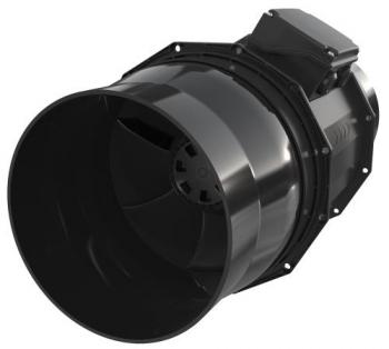 Fantech Revolution Stratos Mixed Flow Inline Fan 6 in