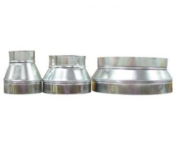 "DUCT REDUCERS 10"" TO 8"""