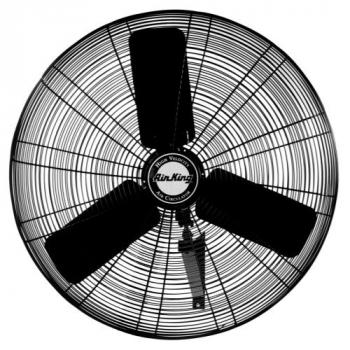 Air King Oscillating Wall Mount Fan 30 in (Special Order)