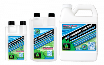 No Powdery Mildew 20 Gallon Concentrate