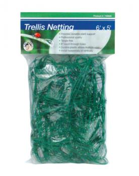 GREEN NETTING TRELLIS 6FT X 25FT