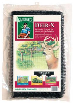 GARDENEER DEER-X� NETTING - 7FT X 100FT (6/CASE)