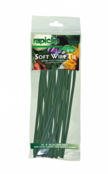 Luster Leaf Soft Wire Tie Strips (12/Cs)