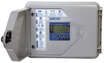 Galcon Twelve Station Outdoor Wall Mount Irrigation, Misting and Propagation Controller - 80512S (AC-12S) (3/Cs)