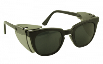 Grow Goggles Blue Green IQ with Side Shields (6/CS)