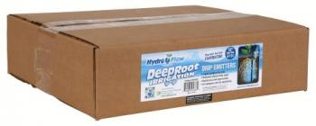 Hydro Flow DeepRoot Irrigation Drip Emitter - 12 in (Case of 24)