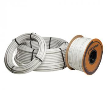 Netafim UV White Polyethylene Tubing 1 in (1.06 in ID x 1.20 in OD) - 100 ft