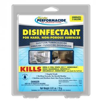Star Brite Performacide Disinfectant 3/Pack Gallon Refill (6/Cs)