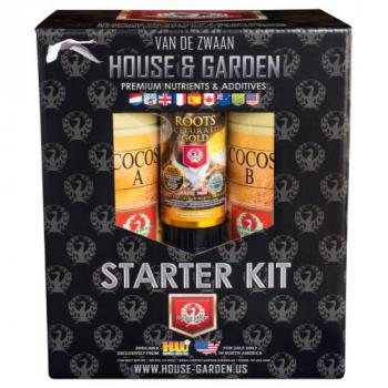 House and Garden Cocos A and B Starter Kit (4/Cs)