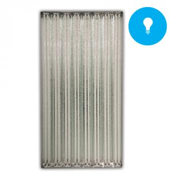 DoubleLux 4ft 16 Bulb T5 Fluorescent Light