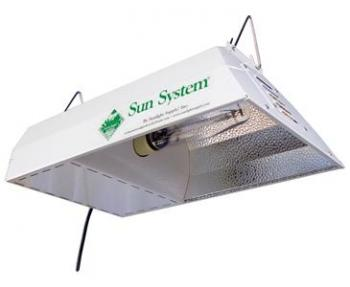 SUN SYSTEM�  2 SWITCHABLE MH/HPS 400W 120V - MOGUL BASE