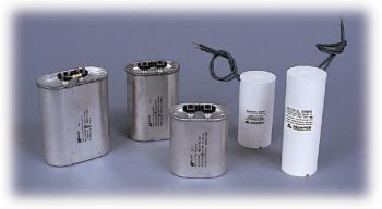 REPLACEMT CAPACITORS HPS 600 - 64 MFD 280V (SINGLE DRY)