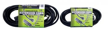ECOPLUS� 120V 12 FT EXTENSION CORD 14GA